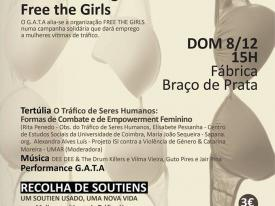 EVENTO - G.A.T.A. Portugal e Free the Girls